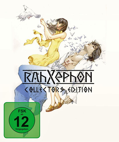 RahXephon – Collector's Edition (Blu-ray) – Gesamtausgabe