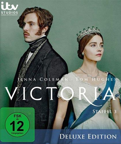Victoria Staffel 3 (Blu-ray): Deluxe Edition