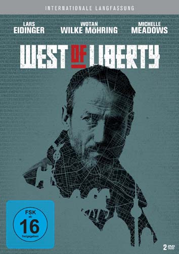 West of Liberty (DVD)