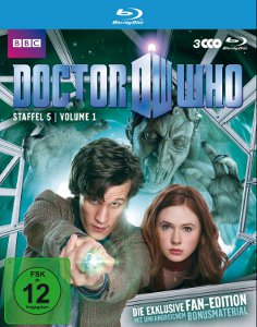 Doctor Who - Staffel 5.1